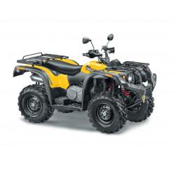 Квадроцикл STELS ATV 500YS LEOPARD жёлтый