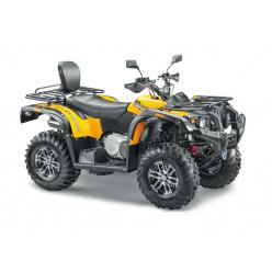 Квадроцикл STELS ATV 600YL LEOPARD жёлтый