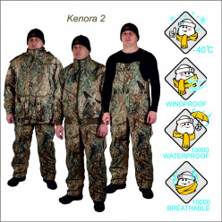 Костюм Canadian Camper  охотничий зимний KENORA 2 old-grass,M