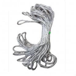 Веревка п/а 16-ти прядная 8мм 20м