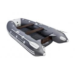 Лодка Таймень LX 3200 НДНД графит/светло-серый