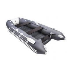 Лодка Таймень LX 3600 НДНД графит/светло-серый
