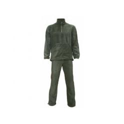 Термобелье Huntsman тк.флис цв.хаки р60-62