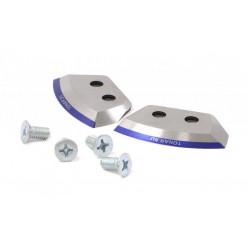 Ножи HELIOS 130 (R) полукруглые, мокрый лёд