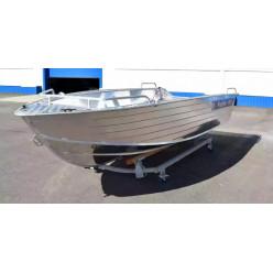 Алюминиевая лодка Wyatboat-490 P