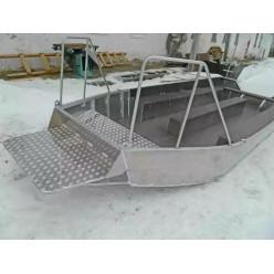 Алюминиевая лодка Wyatboat-600