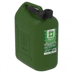 Канистра пластик Oktan Profi для ГСМ 20 л зелёная