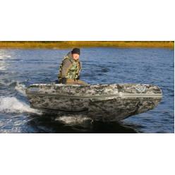 Надувная моторная лодка ФЛАГМАН-DK 320 pixel