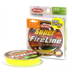 Плетеный шнур Super FireLine CP 0,205мм 150м