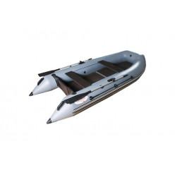Моторная лодка ПВХ Hunter 3200 серый