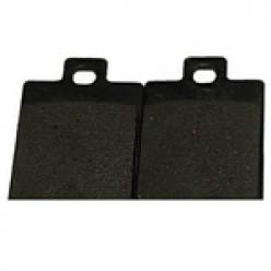Колодки тормозные дисковые(зад) К150(30577)