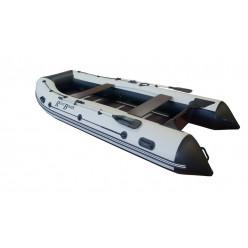 Лодка ПВХ надувная ARSENAL RiverBoats RB-330TT с полом