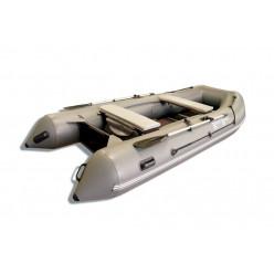 Лодка ПВХ надувная ARSENAL RiverBoats RB-350TT с полом