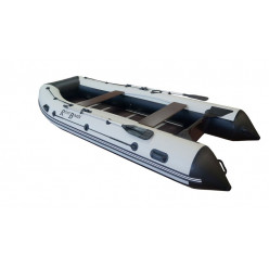 Лодка ПВХ надувная ARSENAL RiverBoats RB-370