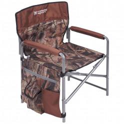 Кресло складное 1 КС1 хант/коричневый