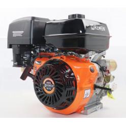 Двигатель HEMEN 15,0 л.с. с катушкой 15А180Вт 190FE (420 см3) электростартер, вал 25 мм