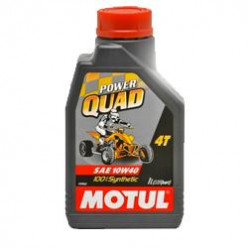Масло MOTUL Power Quad 4T 10W40 1л