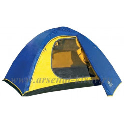 Палатка Alaska Трек 2  синий/голубой
