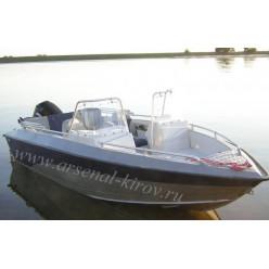 Катер алюминиевый TUNA Boats 450 PL F