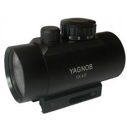 Прицел коллиматорный Yagnob 1*40В