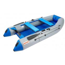 Моторная лодка Roger Trofey 3300 (цвет серый/синий) НДНД