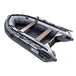 Моторно-гребная лодка APACHE 3500 НДНД графит