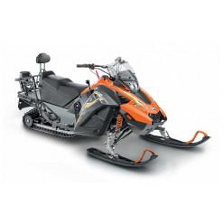 Снегоход STELS КАПИТАН S150 оранжевый