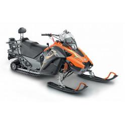 Снегоход STELS КАПИТАН S150L оранжевый