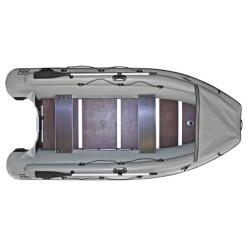 Лодка надувная моторная ПВХ Фрегат M-390 F