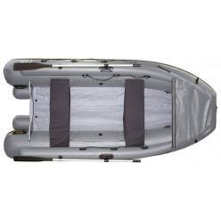 Лодка надувная моторная ПВХ Фрегат M-350 FM Lux