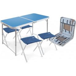 Набор мебели ССТ-К2 стол +4стула ССТ-К2 100*50