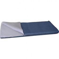 """Спальный мешок одеяло """"Валдай 450""""син(t -5;+10)разм.200/77,вес 1,8кг"""