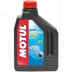 Мот.масло MOTUL OUTBOARD4T10W40 2л
