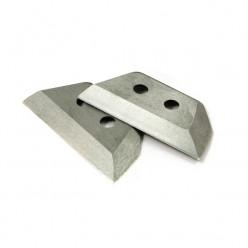 Ножи для Кировского бура углерод 100мм Плот