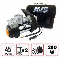 Компрессор автомобильный AVS KE450D