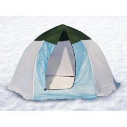 Палатка зимняя зонт 3-мест 4.5кг h1600 d2600