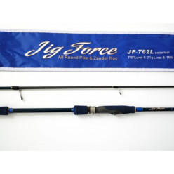 Спиннинг Hearty Rise Jig Force II JF-842M 255 10-42гр