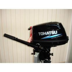 Лодочный мотор Tohatsu MFS 5 CSL  4-тактный