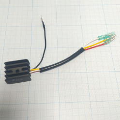 Выпрямитель-регулятор Suzuki DF8A-9.9A 32800-95D02-000