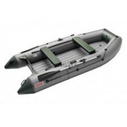 Лодка Roger TROFEY 3300 НДНД серый/зеленый