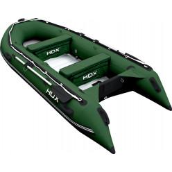 """Лодка HDX """"OXYGEN"""" 370 AL  (зеленый)"""