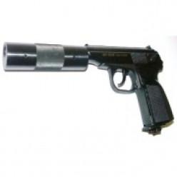 Пистолет газобалонный Макаров МР 654К-15 Байкал