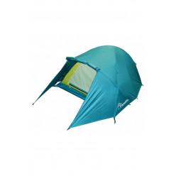 Палатка Лотос 4 морская волна