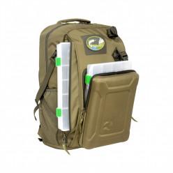 Рюкзак рыболовный с коробками Aquatic РК-02Х