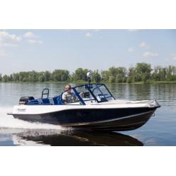 Лодка алюминиевая Салют-525 NAVIGATOR