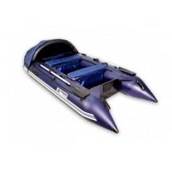 Лодка моторная Gladiator C370AL синий