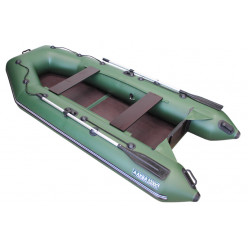 Лодка транцевая Аква 3200 С с полом