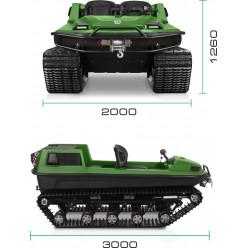 Универсальный вездеход Tinger Track S500 V600