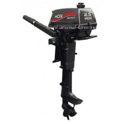 Лодочный мотор  HDX Titanium Т 2,5 BMS 2-тактный