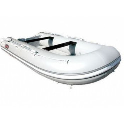 Лодка J.SILVER 360 жесткий пол 70кг